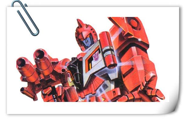 变形金刚G1系列人物介绍 兀鹰