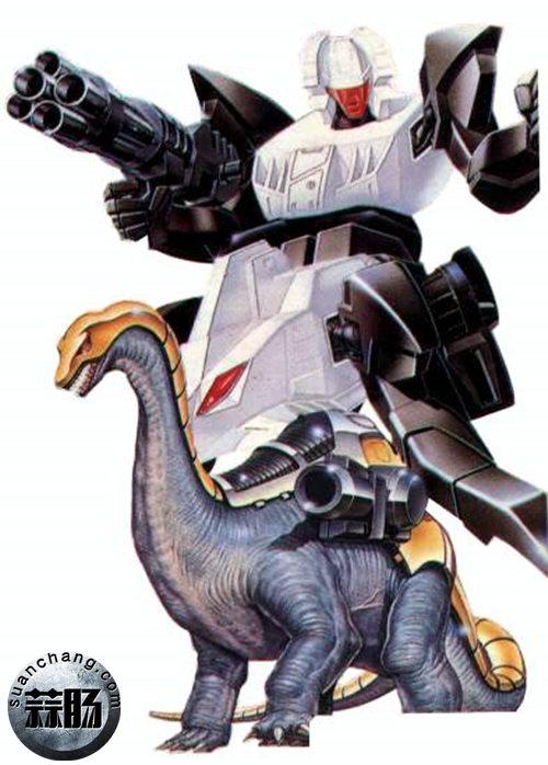 变形金刚G1系列人物介绍 长颈怪 变形金刚人物百科