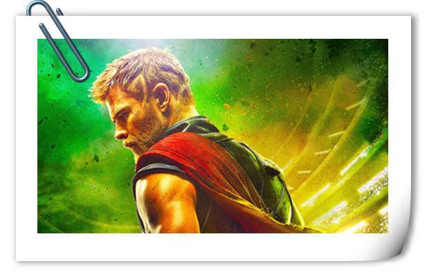小锤锤碎了 《雷神3:诸神黄昏》首支电视预告片公开!