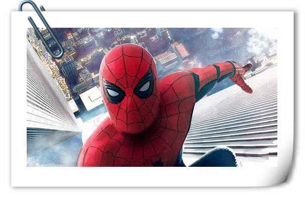 定档了吗?  没有 《蜘蛛侠:英雄归来》北美票房预计首周破亿!