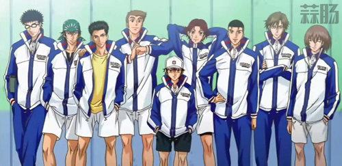 教练,我都想学 盘点那些日本动漫中的运动番 动漫 第4张