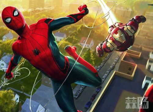 该来的总会来的 《蜘蛛侠:英雄归来》已过审? 动漫 第2张