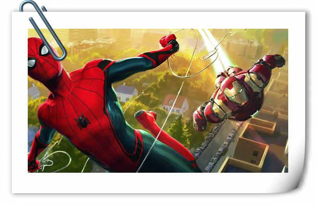 该来的总会来的 《蜘蛛侠:英雄归来》已过审?