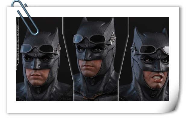 高能来袭 HOTTOYS几款超级英雄新品可动人偶预告图公开!