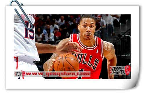 enterbay 德里克·罗斯 (EB 罗斯)NBA 篮球 明星 Derrick Rose