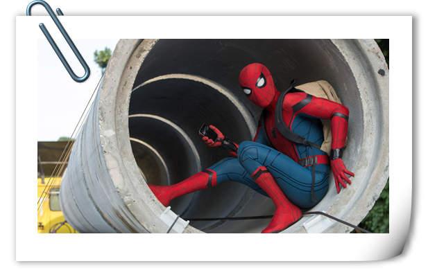 一刀都没剪 《蜘蛛侠:英雄归来》片长133分钟与北美一致!