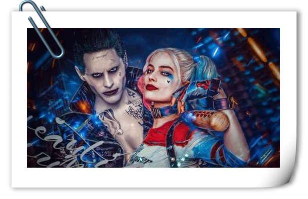 """""""犯罪爱情故事"""" 华纳兄弟将打造《小丑与哈莉·奎茵》个人电影!"""