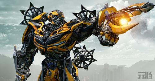 经典黄色甲壳虫造型! 变形金刚衍生电影《大黄蜂》曝片场照  变形金刚动态 第2张