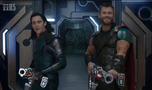 绿巨人发型亮了 《雷神3》全新电视预告片含超多新镜头! 动漫 第2张