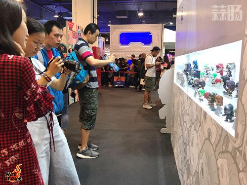 全球首个 HOT TOYS COSBABY 迷你珍藏人偶互动乐园诞生 漫展 第13张