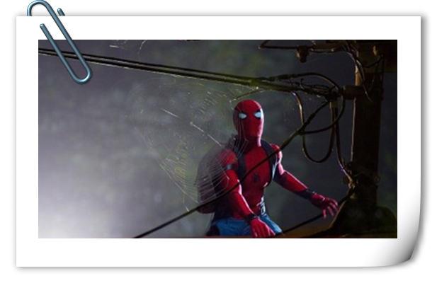 《蜘蛛侠:英雄归来》内地首周末票房破4亿 全球票房超神奇女侠!