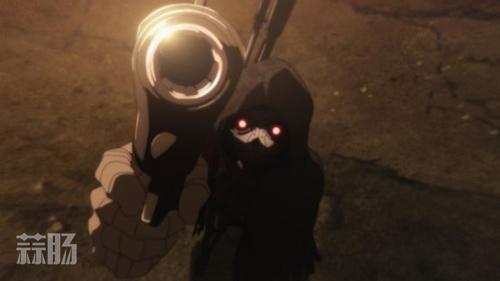 """枪与剑形成的""""二刀流"""" 《刀剑神域》幽灵子弹篇 动漫 第8张"""