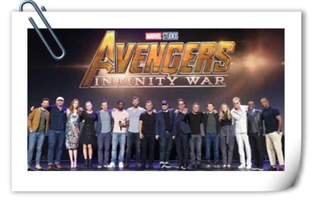 坐等了!《复仇者联盟3:无限战争》制片人确认预告片已经制作完成!