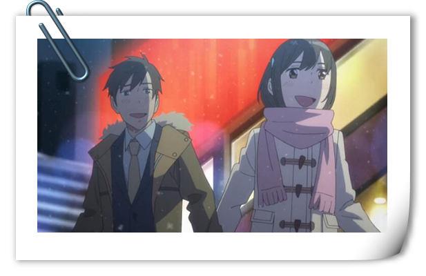 秋日暖心短篇动画《Road to you》公开!《你的名字。》动画制作协力