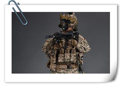 Soldier Story新品——德国海军特种部队