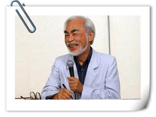 宫崎骏新长篇动画公开 需要3~4年完成