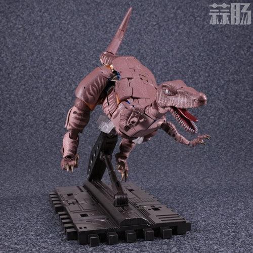 MP-41 恐龙勇士官图发布 售价260美元 变形金刚 第5张