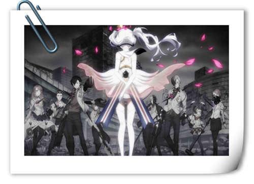RPG游戏《Caligula》动画化决定 明年4月放送