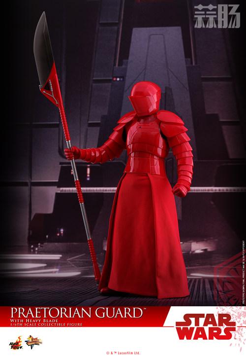 《星球大战:最后绝地武士》Praetorian Guard 1:6比例珍藏人偶 模玩 第7张