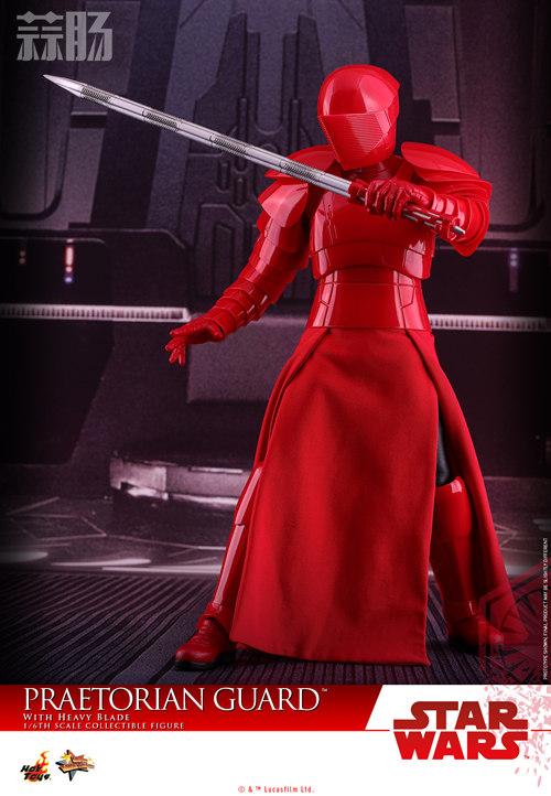 《星球大战:最后绝地武士》Praetorian Guard 1:6比例珍藏人偶 模玩 第8张