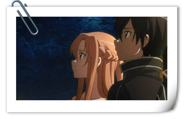 从星座看《刀剑神域》桐人和亚丝娜的感情发展