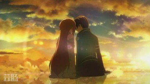 从星座看《刀剑神域》桐人和亚丝娜的感情发展 动漫 第8张