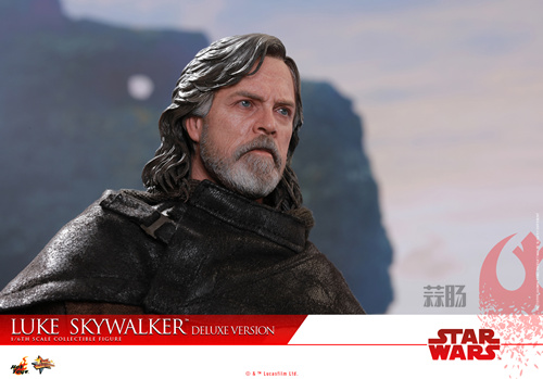 《星球大战: 最后绝地武士》Luke Skywalker 1:6比例珍藏人偶 模玩 第1张