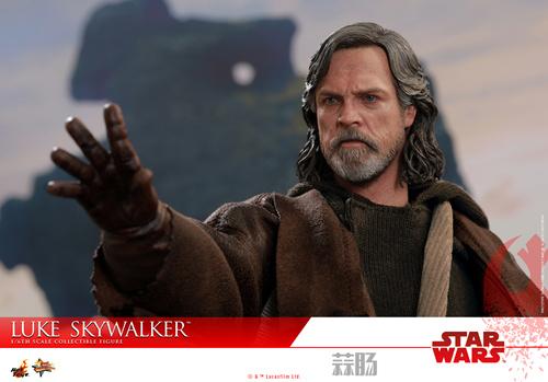 《星球大战: 最后绝地武士》Luke Skywalker 1:6比例珍藏人偶 模玩 第2张
