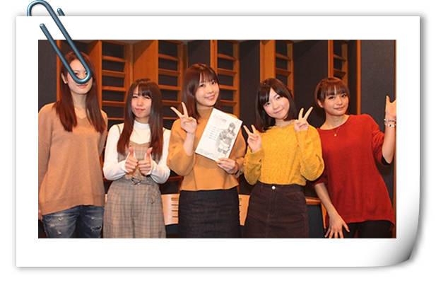 """穿着""""简约"""" 《七大罪》同系列动画《七美德》声优公开!"""