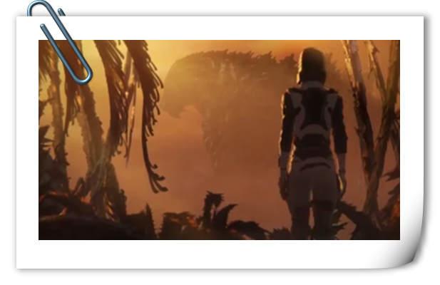 动画电影《哥斯拉 :怪兽惑星》角色PV公开!网友:看到声优表很欣喜