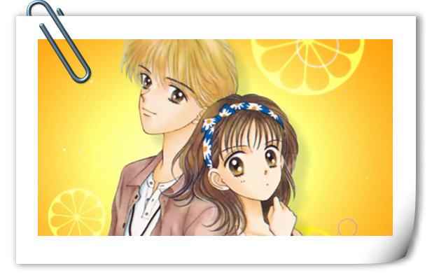遥远的回忆 90年代少女漫《橘子酱男孩》真人版主视觉图公开!