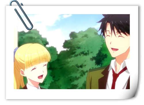 动漫中的异国恋 《多田君不恋爱》第一弹预告公开