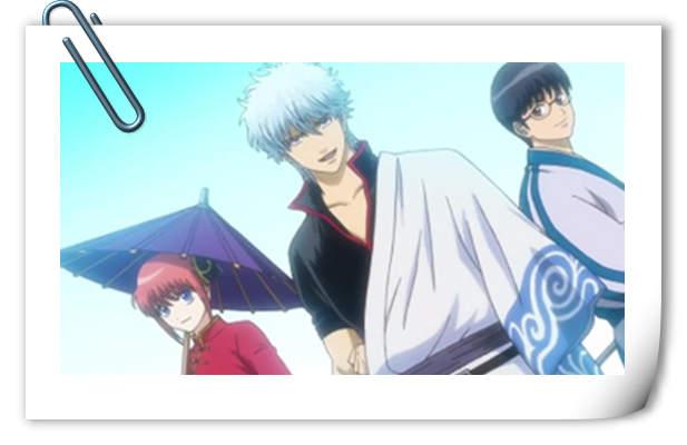 传说中的最终章!动画《银魂》银之魂篇预告公开 1月开播!