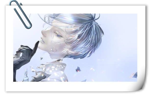 这手办非常扎心了 《宝石之国》南极石彩色原型公开!