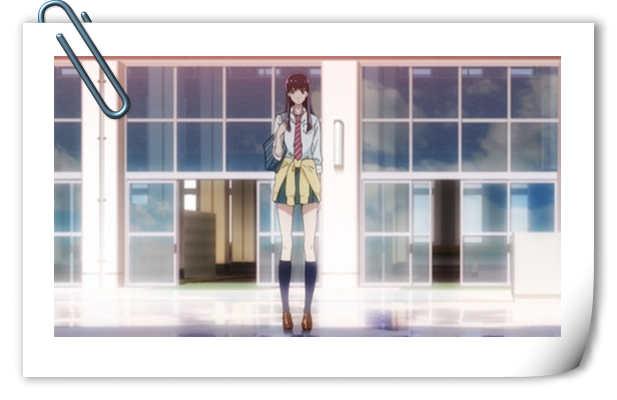 女主长腿瞩目 1月新番《恋如雨止》最新场景图公开!