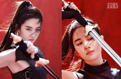 刘亦菲主演真人版《花木兰》团队组建中!几位重要工作人员加盟! 动漫 第1张