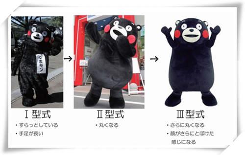 熊本熊也要动画化了 可爱的胖身体2019年荧幕见