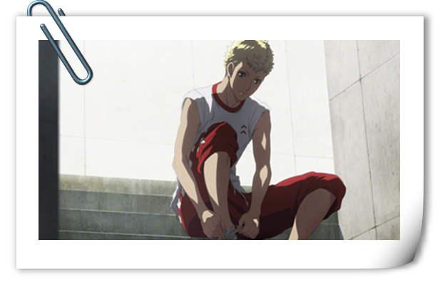 四月追番准备中!《女神异闻录5》坂本龙司角色视觉图&人设图公开!