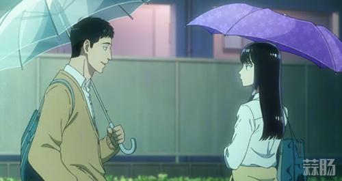 听...雨的声音 一月新番中的黑马《恋如雨止》开播! 动漫 第3张