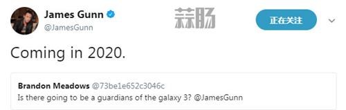 《银河护卫队3》确定2020年上映 众人期盼的勇度复活无望 动漫 第2张