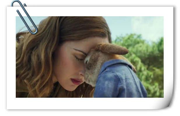 兔兔怎么这么可爱! 《比得兔》内地正式定档3月2日!