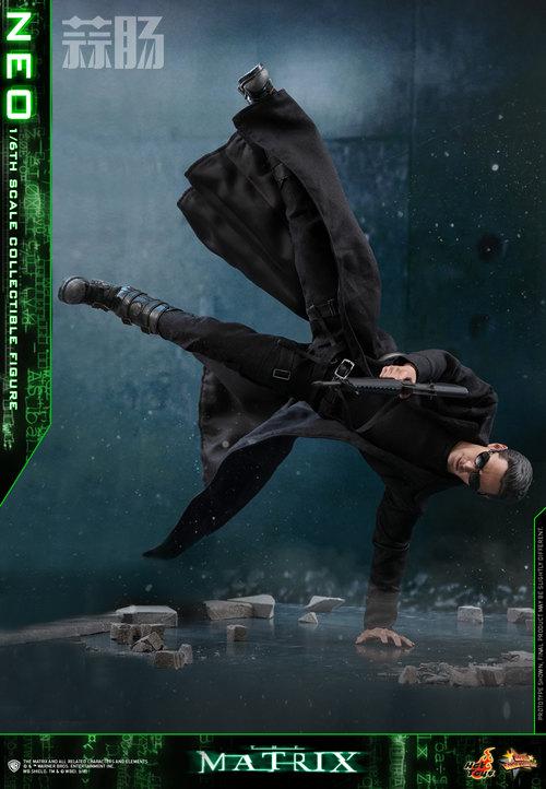 经典科幻电影《廿二世纪杀人网络》Neo 1:6比例珍藏人偶 模玩 第3张