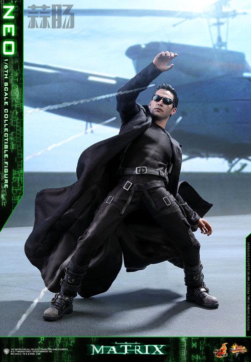 经典科幻电影《廿二世纪杀人网络》Neo 1:6比例珍藏人偶 模玩 第4张