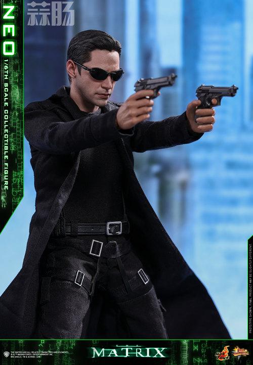 经典科幻电影《廿二世纪杀人网络》Neo 1:6比例珍藏人偶 模玩 第5张