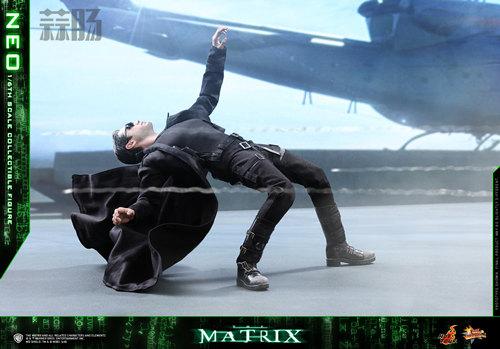 经典科幻电影《廿二世纪杀人网络》Neo 1:6比例珍藏人偶 模玩 第7张