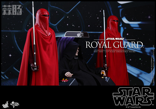 Hot Toys推出两款全新《星球大战VI:武士复仇》1:6比例珍藏人偶 模玩 第5张