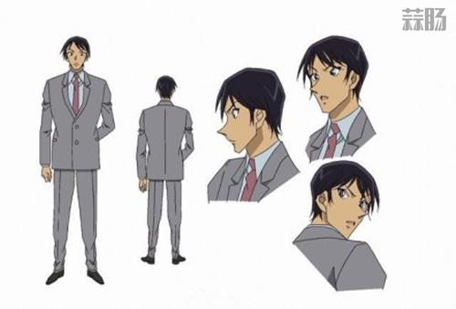 名侦探柯南剧场版《零之执行人》GUEST声优发表 上户彩时隔12年回归! 动漫 第3张