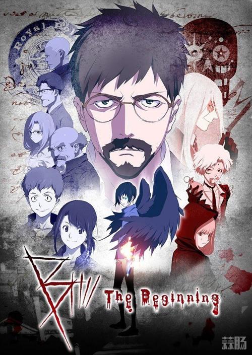 原创动画《B:the Beginning》新情报! 3月初Netflix独家配信 动漫 第3张