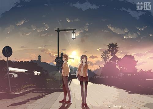 鸭志田一轻小说作品动画化!网友:名字有那么长  动漫 第1张