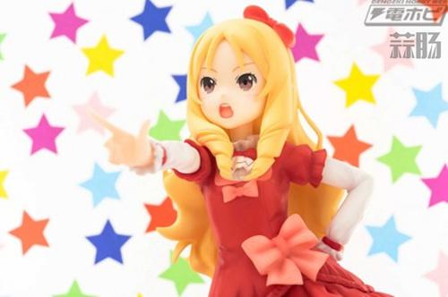 傲娇的可爱作家 《埃罗芒阿老师》山田妖精萝莉服手办登场! 模玩 第1张